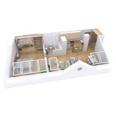 3D property plan